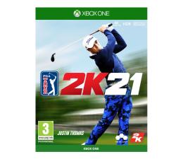 Gra na Xbox One Xbox PGA Tour 2K21