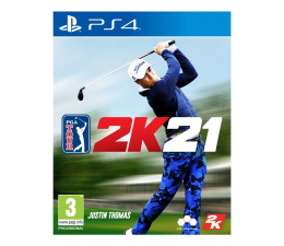Gra na PlayStation 4 PlayStation PGA Tour 2K21