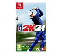 Gra na Switch Switch PGA Tour 2K21