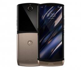 Smartfon / Telefon Motorola RAZR 6/128GB Blush Gold