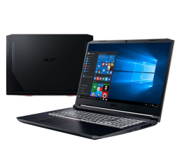 "Notebook / Laptop 17,3"" Acer Nitro 5 i7-10750H/16GB/512/W10 RTX2060 120Hz"