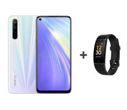 Smartfon / Telefon Realme 6 4+128GB Comet White 90Hz + Band 1