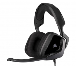 Słuchawki przewodowe Corsair VOID Elite Stereo Carbon