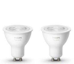 Inteligentna żarówka Philips Hue White (2szt. GU10 5,2W)