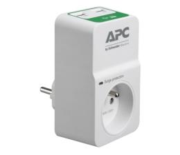 Listwa zasilająca APC Essential SurgeArrest - 1 gniazdo, 2x USB