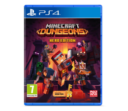 Gra na PlayStation 4 PlayStation Minecraft Dungeons - Hero Edition