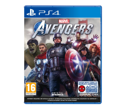 Gra na PlayStation 4 PlayStation Marvel's Avengers