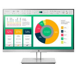 "Monitor LED 22"" HP EliteDisplay E223"