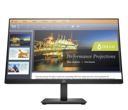 "Monitor LED 22"" HP P224"