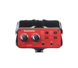 Interfejsy audio Saramonic Adapter audio SR-PAX1