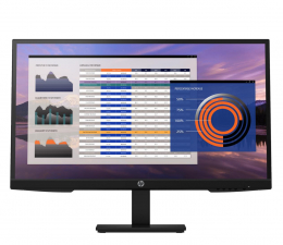 "Monitor LED 27"" HP P27h"