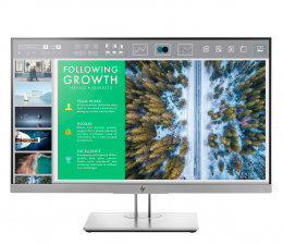 "Monitor LED 24"" HP EliteDisplay E243"
