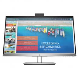 "Monitor LED 24"" HP EliteDisplay E243d"