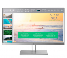 "Monitor LED 22"" HP EliteDisplay E233"