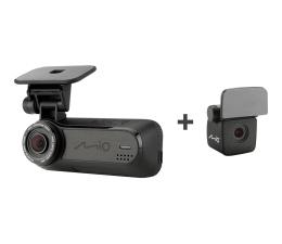 Wideorejestrator Mio MiVue J85 2.5K/150/WiFi + Kamera tylna  A30