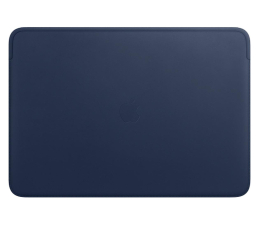"Etui na laptopa Apple Leather Sleeve do Macbook Pro 16"" Midnight Blue"