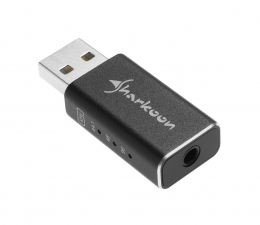 Karta dźwiękowa Sharkoon Gaming DAC Pro S