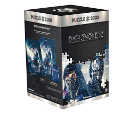 Puzzle z gier CENEGA Dishonored 2 Throne puzzles 1000