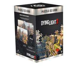 Puzzle z gier CENEGA Dying light 2: City puzzles 1000