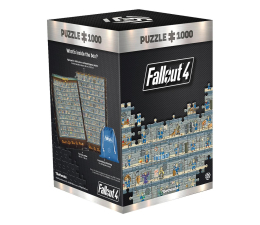 Puzzle z gier CENEGA Fallout 4 Perk Poster Puzzles 1000