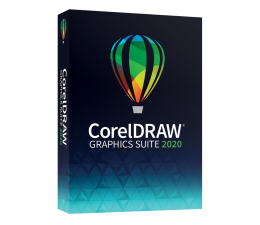 Program graficzny/wideo Corel Graphics Suite 2020