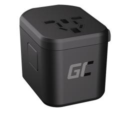 Ładowarka do smartfonów Green Cell Adapter podróżny TripCharge Pro (USB USB-C, 18W)