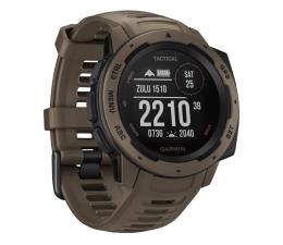Zegarek sportowy Garmin Instinct Tactical Jasnobrązowy