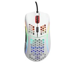 Myszka przewodowa Glorious PC Gaming Race Model D- (Matte White)