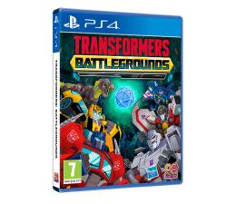 Gra na PlayStation 4 PlayStation Transformers: Battlegrounds