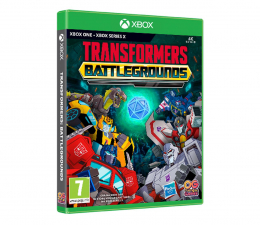 Gra na Xbox One Xbox Transformers: Battlegrounds