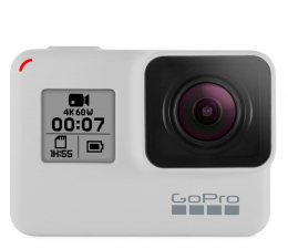 Kamera sportowa GoPro Hero7 Black (Dusk White Edition)
