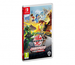 Gra na Switch Switch Bakugan: Champions of Vestroia