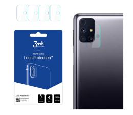 Folia / szkło na smartfon 3mk Lens Protection na Obiektyw do Samsung Galaxy M31s