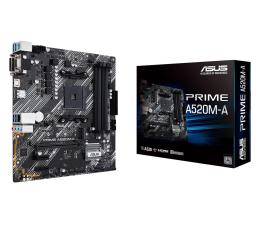 Płyta główna Socket AM4 ASUS PRIME A520M-A