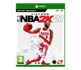 Gra na Xbox One Xbox NBA 2K21