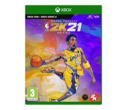 Gra na Xbox One Xbox NBA 2K21 - Mamba Forever Edition