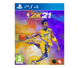 Gra na PlayStation 4 PlayStation NBA 2K21 - Mamba Forever Edition