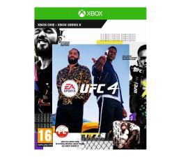 Gra na Xbox One Xbox UFC 4