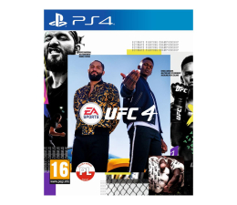 Gra na PlayStation 4 PlayStation UFC 4