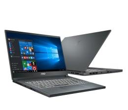 "Notebook / Laptop 15,6"" MSI Creator 15 i7-10875H/32GB/1TB/Win10P RTX2070"