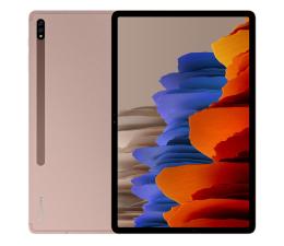 "Tablet 12"" Samsung Galaxy Tab S7+ 12.4"" T976 5G 6/128GB miedziany"