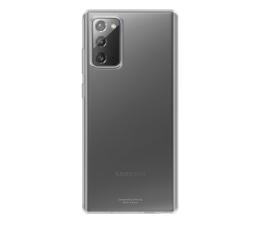 Etui / obudowa na smartfona Samsung Clear Cover do Galaxy Note 20