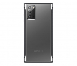 Etui / obudowa na smartfona Samsung Clear Protective Cover do Galaxy Note 20 Black