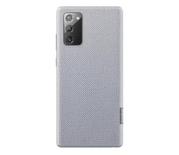 Etui / obudowa na smartfona Samsung Kvadrat Cover do Galaxy Note 20 Gray