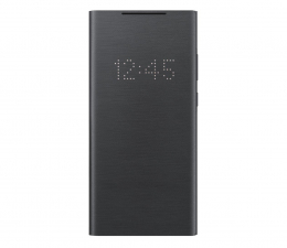 Etui / obudowa na smartfona Samsung LED View cover do Galaxy Note 20 Black