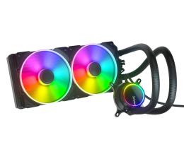 Chłodzenie procesora Fractal Design Celsius+ S28 Prisma 2x140mm