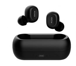 Słuchawki bezprzewodowe QCY T1C TWS Czarne