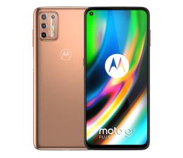 Smartfon / Telefon Motorola Moto G9 Plus 4/128GB Blush Gold
