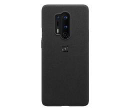 Etui / obudowa na smartfona OnePlus Sandstone Bumper Case do OnePlus 8 Pro czarny