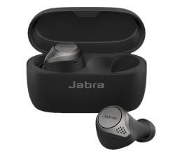 Słuchawki bezprzewodowe Jabra Elite 75t Active  Wireless Charging srebrne